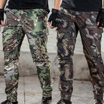 Tactical Camouflage Casual Waterproof Breathable Men's Pants