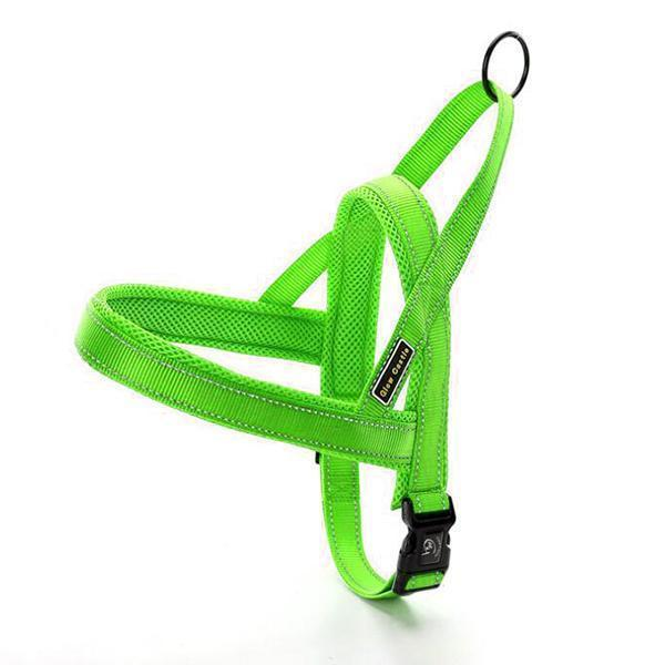 Reflective Safety Harness With Quick Fit Clip