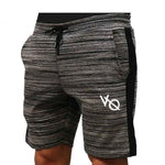Fitness Sport Basketball Elastic Waist Men's Shorts