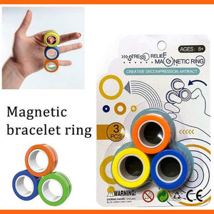 FinGears magnetic rings