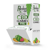 CBD Broad Spectrum Gummy Bears 1200mg  15 pouches - 4 per pouch