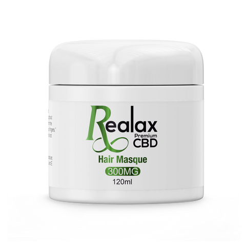 300MG CBD INFUSED HAIR MASQUE - 120ml