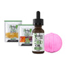 Sample Pack w/ Broad Spectrum CBD Oil Tincture 500mg Peppermint - 30ml