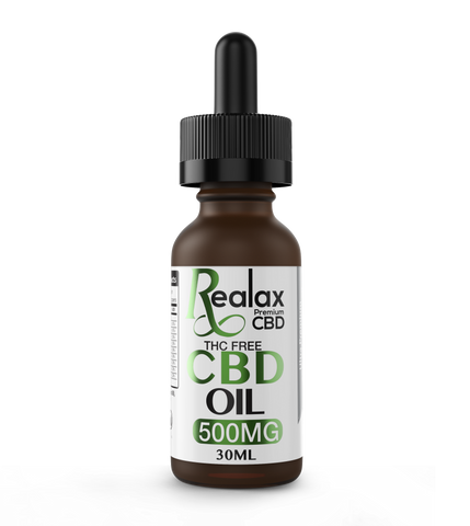 Image of Broad Spectrum CBD Oil Tincture 500mg Peppermint - 30ml