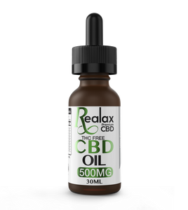 Broad Spectrum CBD Oil Tincture 500mg Peppermint - 30ml