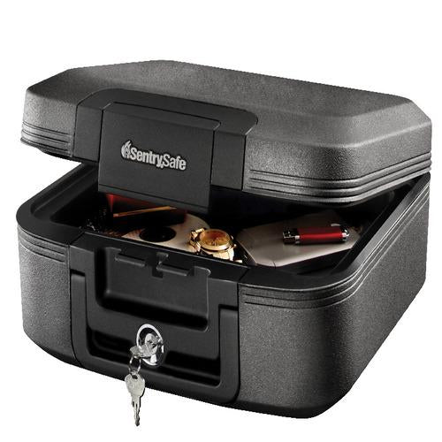 Sentry® Safe CHW20101 Fire/Water Chest, Key Lock, .28 cu.ft.-HodgeProducts.com