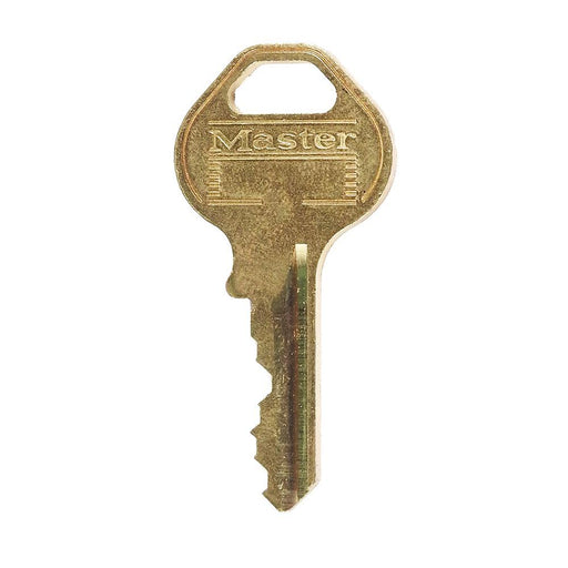 Master Lock K15 Duplicate Cut Key for W15 Cylinders-Cut Key-HodgeProducts.com