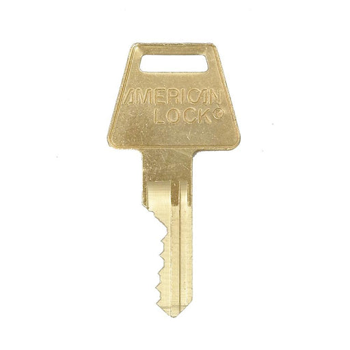 American Lock AK5 Duplicate Cut Key for APTC12 Cylinders-Cut Key-HodgeProducts.com
