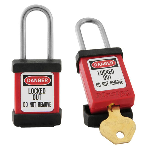 Master Lock S30COVERS Extreme Environment Covers for Master Lock No. S31, S32, S33 Safety Padlocks, Bag of 72-Other Security Device-HodgeProducts.com
