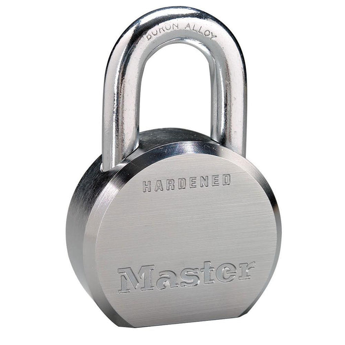 Master Lock 6230 ProSeries® Solid Steel Rekeyable Padlock 2-1/2in (64mm) Wide-Keyed-HodgeProducts.com