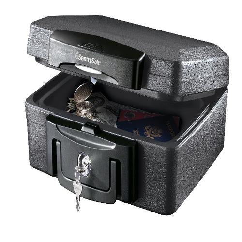 Sentry® Safe H0100 Fire/Water Chest, .17 cu. ft.-HodgeProducts.com