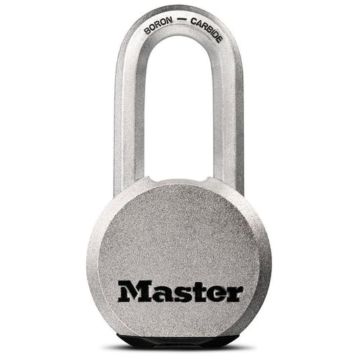 Master Lock M930XD 2-1/2in (64mm) Wide Magnum® Solid Steel Body Padlock-HodgeProducts.com