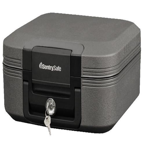 Sentry® Safe CHW20101 Fire/Water Chest, Key Lock, .28 cu.ft.