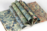 Marbled Paper Gift and Creative Papers Book