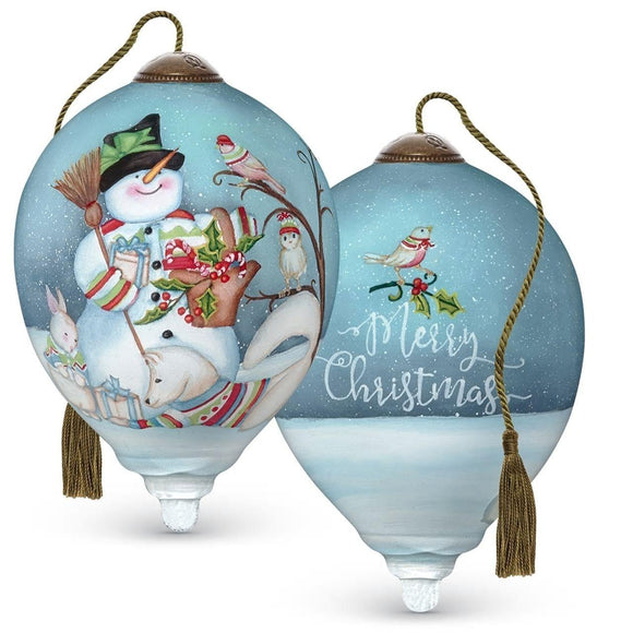 A Magical Christmas Ornament