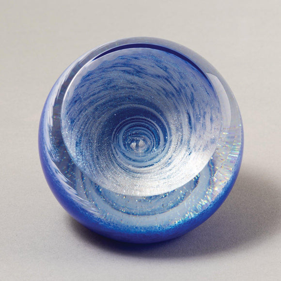 Andromeda Celestial Paperweight