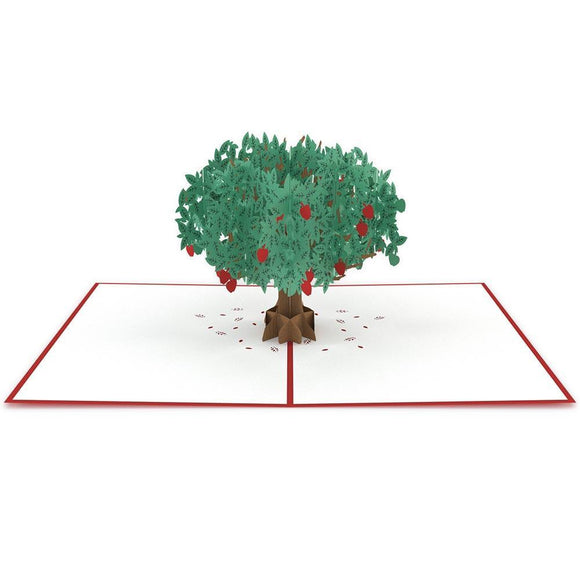 Apple Tree 3D card