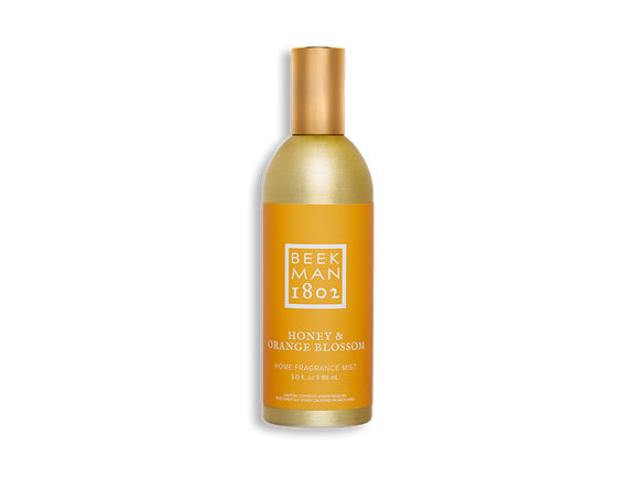 Beekman 1802 Honey and Orange Blossom Home Fragrance Mist