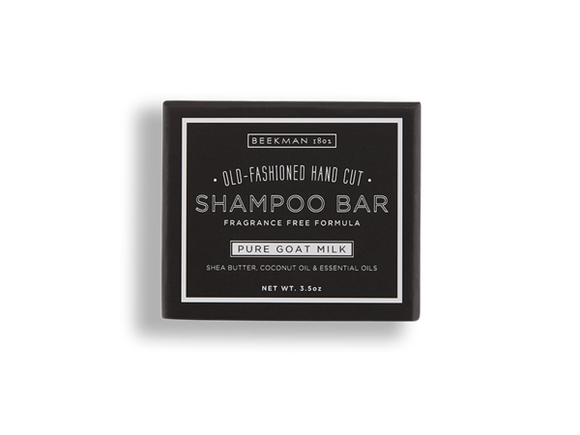 Beekman 1802 Pure Goat Milk Shampoo Bar