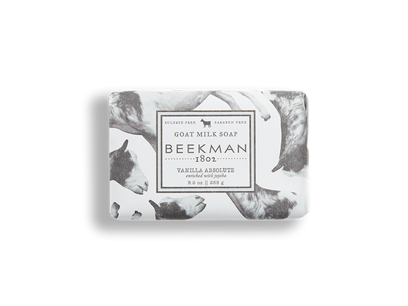 Beekman 1802 Vanilla Absolute Goat Milk Bar Soap
