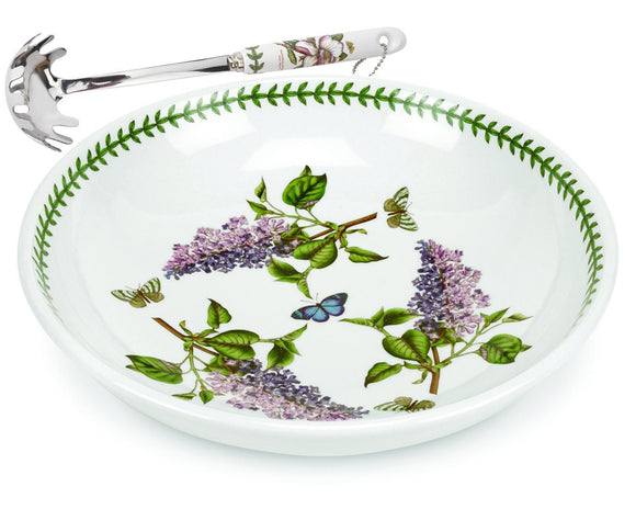 Portmeirion Botanic Garden Pasta Serving Set