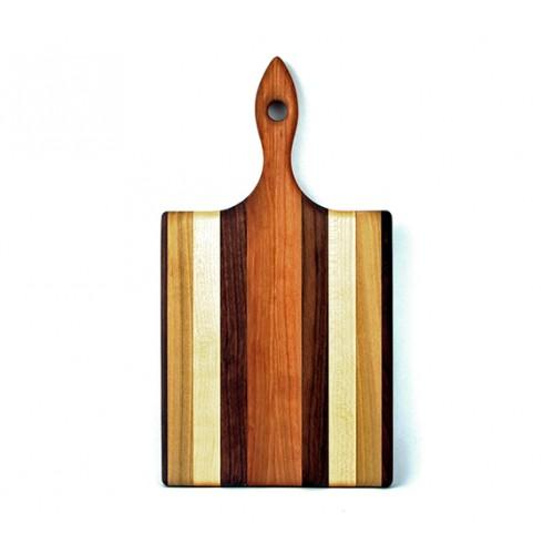 Classic End Grain Handled Cutting Board Extra Small