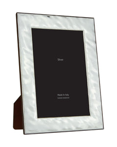 Classic Hammered Beaded 5x7 Frame