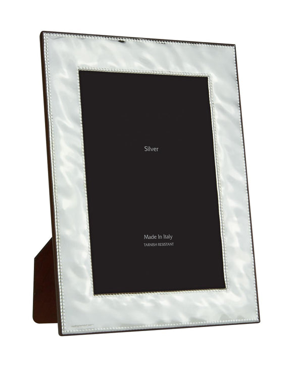 Classic Hammered Beaded 8x10 Frame