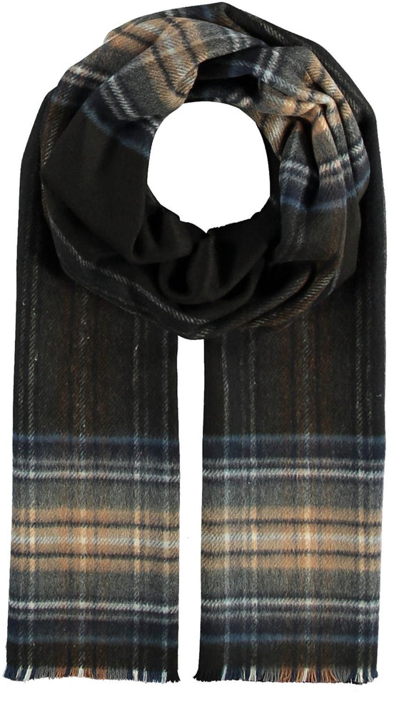 ECO Tartan Plaid Black
