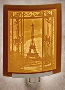 Eiffel Tower Nightlight