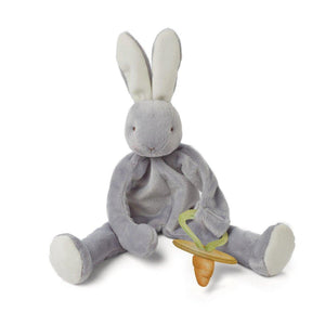 Grady Bloom Bunny Silly Buddy Pacifier Holder