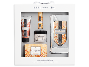 Beekman 1802 Honey & Orange Blossom Favorites Set