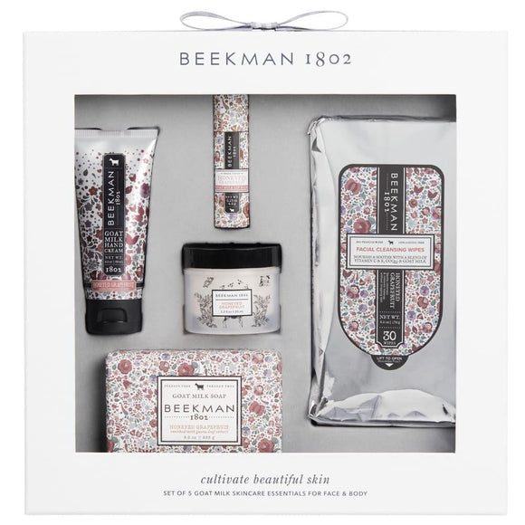 Beekman 1802 Honeyed Grapefruit Favorites Set