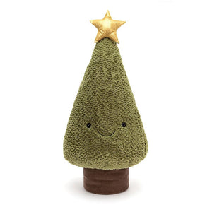 JellyCat Amuseable Christmas Tree HUGE Plush Toy