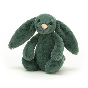 JellyCat Bashful Forest Bunny Small Plush Toy