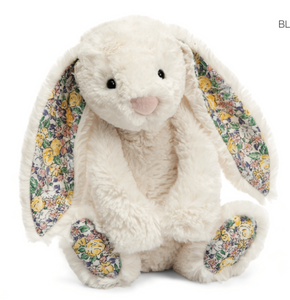 JellyCat Cali Blossom Bunny Medium Plush Toy