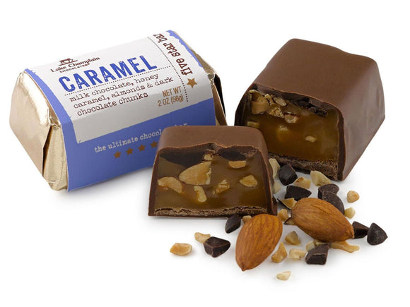 Lake Champlain Chocolates Caramel Five Star Bar®