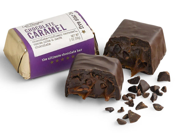 Lake Champlain Chocolates Chocolate Caramel Five Star Bar®