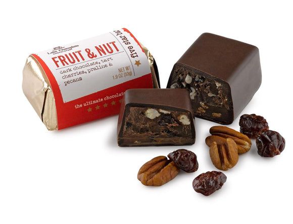 Lake Champlain Chocolates Fruit & Nut Five Star Bar®
