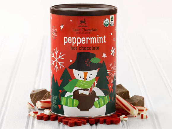 Lake Champlain Chocolates Holiday Peppermint Hot Chocolate