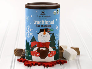 Lake Champlain Chocolates Winter Hot Chocolate