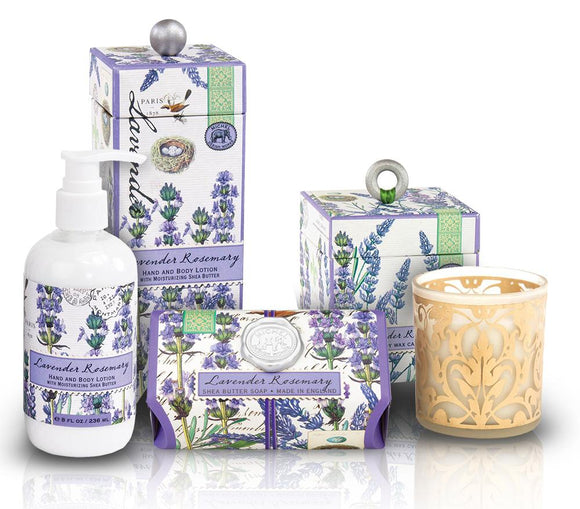 Lavender Rosemary Gift Set