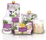 Lilac and Violets Gift Set