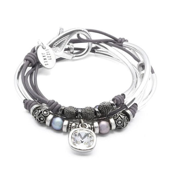 Lizzy James Monica Convertible Bracelet-Necklace