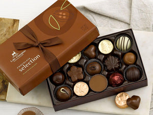 Luxurious Gift Box of Gourmet Chocolates