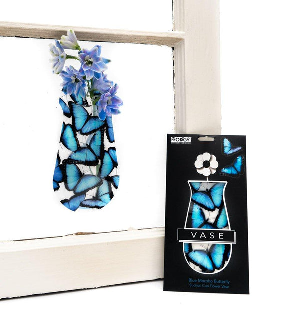 Morpho Suction Cup Vase