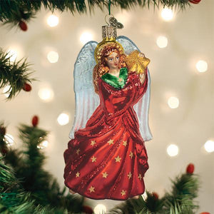 Old World Christmas Radiant Angel Ornament