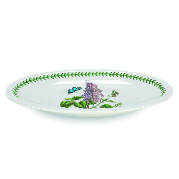 Portmeirion Botanic Garden 13 Inch Medium Low Oval Server
