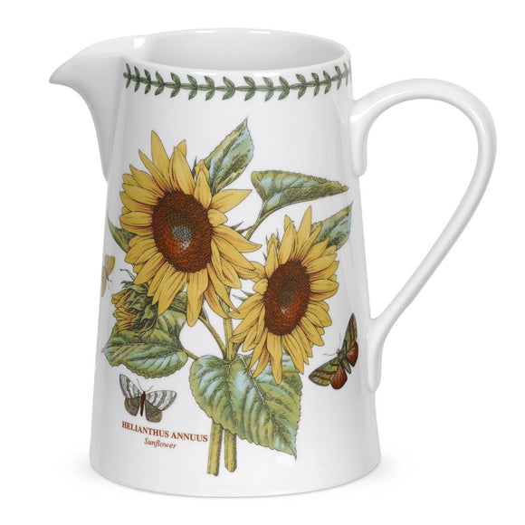 Portmeirion Botanic Garden Sunflower Bella Jug
