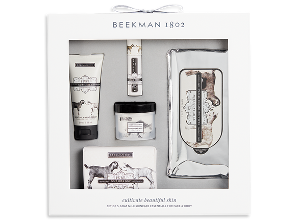 Beekman 1802 Pure Goat Milk Favorites Set